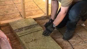 insonoriser une chambre comment insonoriser un mur de séparation intérieur