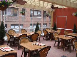 Temporary Patio Enclosure Winter by Commercial Enclosures
