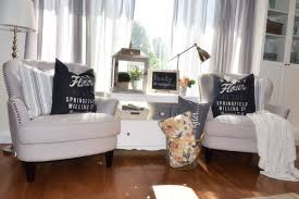 pottery barn chair and a half slipcover leather chairs for every budget one in the living room pottery