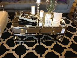 mirrored end table set antique living room table with decorative base meliving e8a6c2cd30d3
