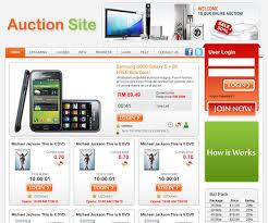 bid auction websites products auction script software auction script auction