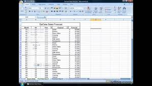 Catering Spreadsheet Excel Why Use A Spreadsheet Lynda Com Youtube