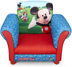 Mickey Mouse Sofa Bed by Mickey Mouse Upholstered Chair