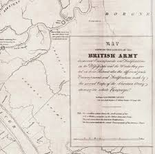 Map Of New Orleans La by The Battle Of New Orleans Rare U0026 Antique Maps