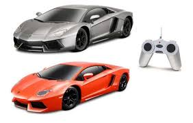 rc lamborghini aventador remote controlled car