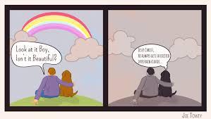 rainbow dog u2013 dinosaurs science and design