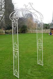 48 best garden arch images on pinterest wrought iron garden