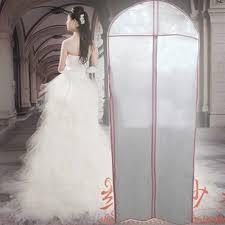 housse robe de mariã e pas cher 150 x 40 cm de mariée robe de mariée robe de vêtements de