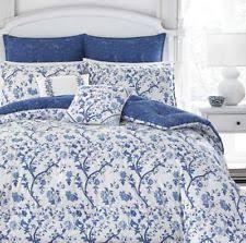 Purple Floral Comforter Set Blue Purple Floral Comforter Set 2 Piece Twin Size By Seventeen