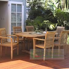 Wholesale Teak Patio Furniture Teak Garinde Garden Set Siji Suar Wood Furniture Teak Garden