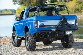 prerunner bronco bumper 1983 ford bronco pre runner offroad 4x4 custom truck pickup