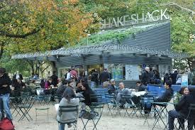 Shack Shake Shack Madison Square Park Conservancy