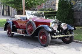 antique rolls royce for sale classic 1923 rolls royce silver ghost springfield piccadilly