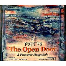 a passover haggadah the open door a passover haggadah pb elwell source the