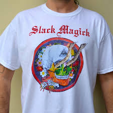 slack magick art and music by jhonny russell