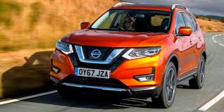 nissan x trail review big selling suv refreshed read cars