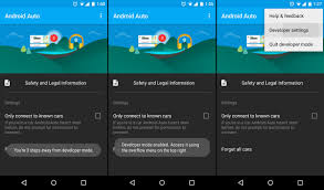developer mode android how to enable developer mode on android auto the android soul