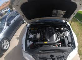 lexus is 200t cold air intake stock intake vs cai is200t f sport page 2 clublexus lexus