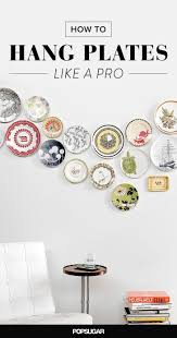 Kitchen Wall Decorations by Best 25 Plate Wall Decor Ideas On Pinterest Plate Wall Plates