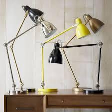 industrial task table lamp west elm