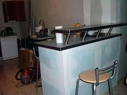 creer cuisine comptoir bar cuisine table cuisine comptoir bar creer un comptoir