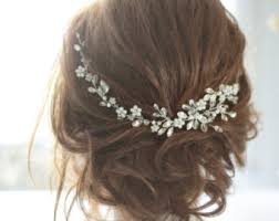 wedding hair wedding hair wreaths tiaras etsy