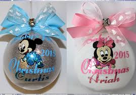 baby s ornament baby mickey mouse or
