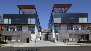 emerson rowhouse meridian 105 architecture archdaily