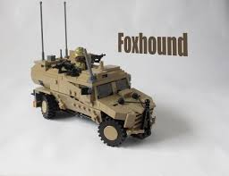lego army humvee foxhound lppv 1 lego lego military and lego army