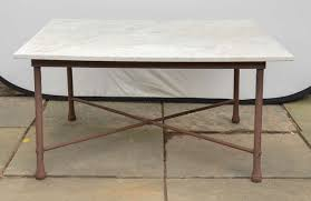 table legs for marble top square top wrought iron coffee table legs beblincanto tables