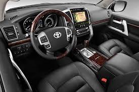 Toyota Land Cruiser Interior 2012 Toyota Land Cruiser V8 Suv Silver Interior Detail In Studio