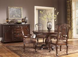 pedestal dining room sets north shore round pedestal dining room set from ashley coleman