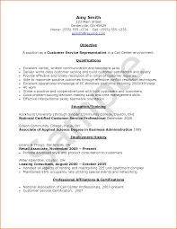 Customer Service Representative Sample Resume by Sample Resume For Customer Service Representative Free Resume