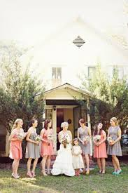 wedding wishes from bridesmaid 46 grey and coral wedding ideas happywedd different