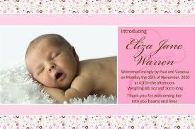 announcement cards baby announcement cards wording badi deanj