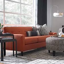 kitchen sofa furniture 186 best bassett custom living images on living spaces