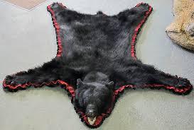 Taxidermy Bear Rug Rugs U0026 Tanning Taxidermy Services Mounts Unlimited Taxidermy