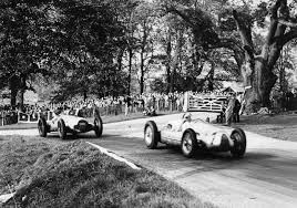 union mercedes donington park great britain october 1938 hermann muller auto