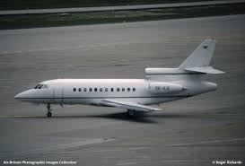 1990 Falcon Aviation Photographs Of Dassault Falcon 900 Abpic