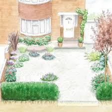 Garden Driveway Ideas Front Gardens Designing Rhs Gardening