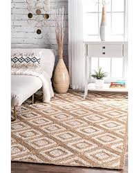 7 jute rug check out these bargains on nuloom rosalva diamonds jute rug 7 6