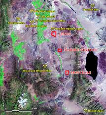 Stars Hollow Map Venus Altan Nevada Ane V Exploring For Large Scale Gold And