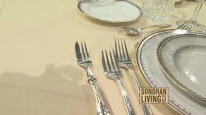 Dining Room Etiquette by Etiquette Expert Teaches How To Have Good Table Manners While