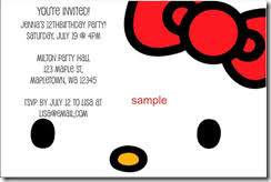 kids birthday party invitations archives