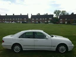 mercedes e220 cdi elegance rare 6 speed manual w210 in chesham