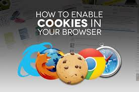 how to enable cookies on android phone how to enable browser cookies in chrome firefox ie opera or