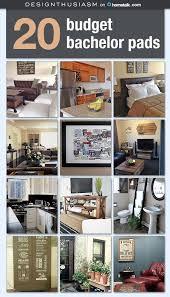 Ideas To Decorate Home Best 25 Bachelor Apartment Decor Ideas On Pinterest Studio