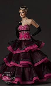 79 best pink black and white wedding images on pinterest