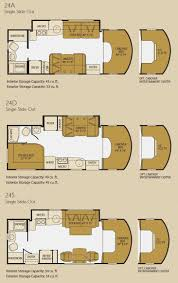 fleetwood class c motorhome floor plans u2013 gurus floor