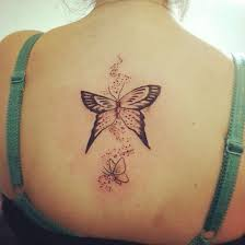 25 butterfly and tattoos